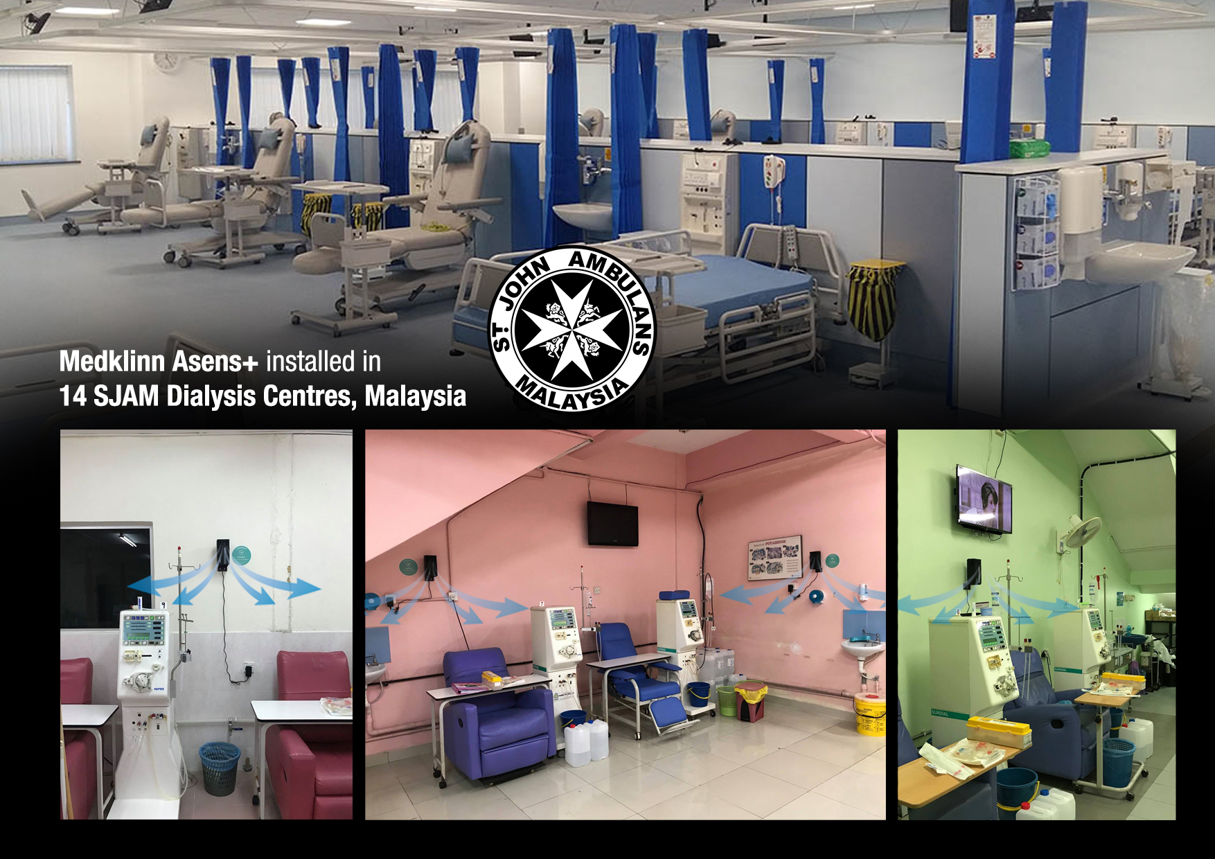 SJAM Dialysis Centres